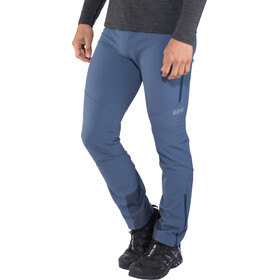 GORE WEAR H5 Windstopper Pantalon Homme, deep water blue